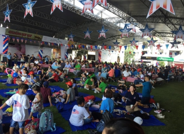 American Day Event 2018 at Riverside HCMC