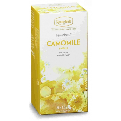 TEAVELOPE Fruity Camomile
