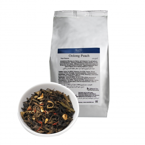 LOOSE LEAF  Oolong Peach