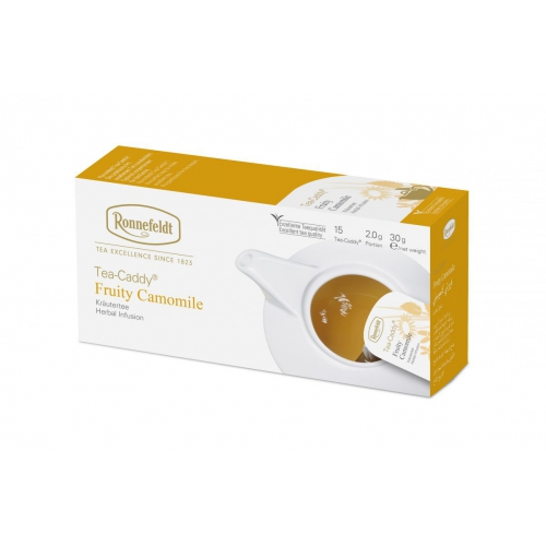 TEACADDY Fruity Camomile.